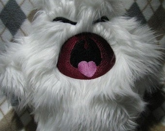 ROAR Roaring Yelling Yeti Plush Stuffed Animal