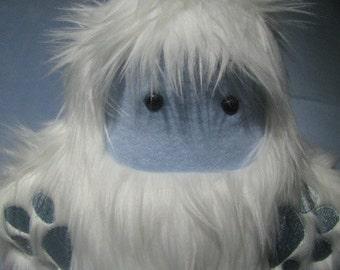 Meh-teh the Yeti Stuffed Animal