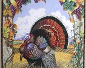 Thanksgiving Turkey Wall Hanging