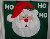 Santa Pillows Christmas Mr and Mrs Santa Claus