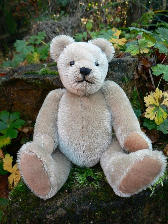 Mason OOAK Handmade Miniature Mohair Artist Teddy Bear
