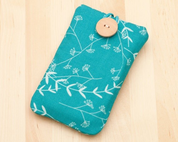 Iphone 4s case /  Ipod case / iphone cover - japanese leaves -