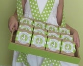 Paper Ribbon - Polka Dots for Party Favors and Gift Wrap