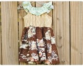 Pumpkin Patch dress:Available 9month-8year