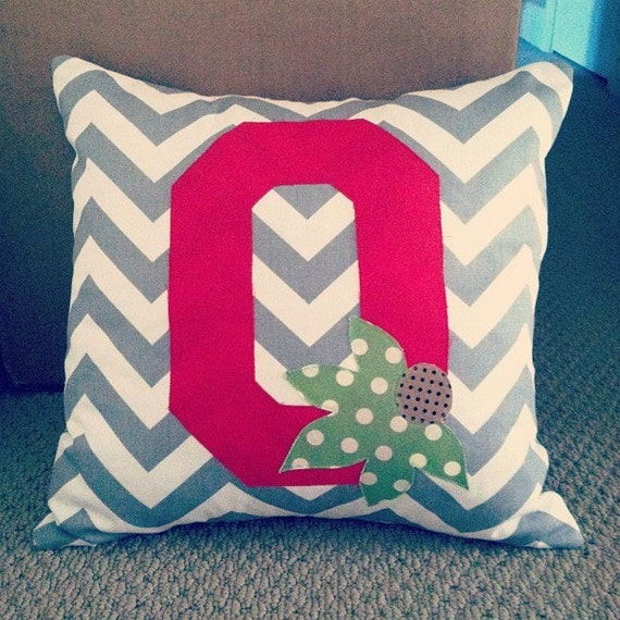 The Ohio State University Pillow (insert included)