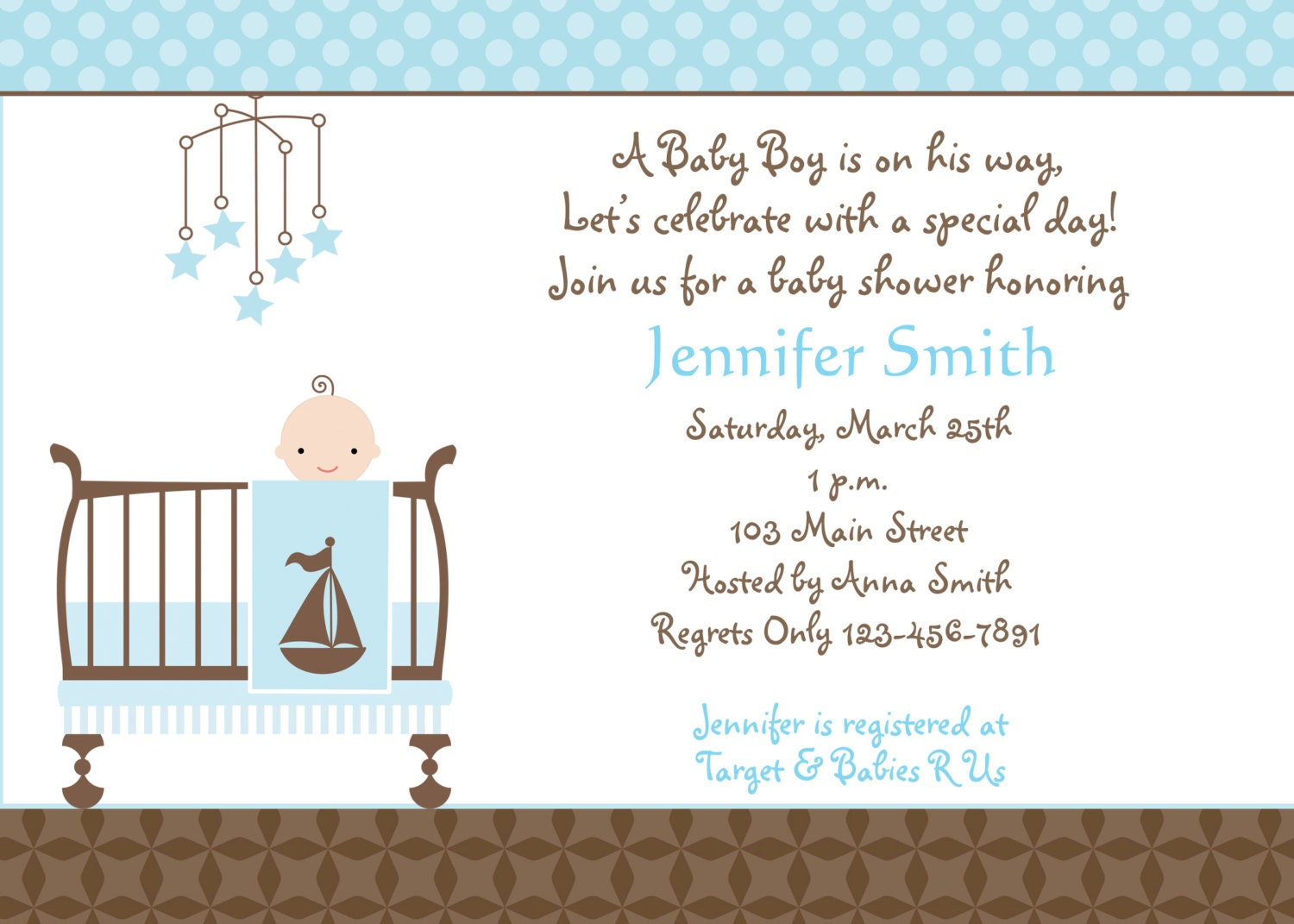 Baby Shower Sports Invitations For Boy for amazing invitation template