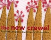 Crewel Contemporary Embroidery Craft Book