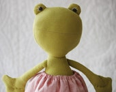 Sidney Toad Doll