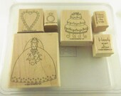 Stampin Up Happily Ever After Stamp Set