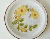 SALE Vintage Stoneybrook Wildflower Dinner Plate International China Japan