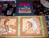 Indian Print Fabric Cotton Fabric Quilting Squares