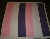 3 Color Baby Blanket