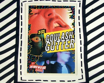 GOULASH GUTTER DVD-R - independent, underground, psychotronic, cult, outsider art short movies by Bob Moricz