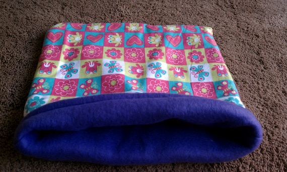 LARGE Frogs guinea pig cuddle sack.