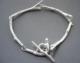 Men's & Ladie's twig bracelet