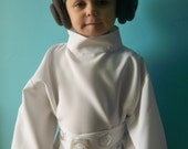 Princess Leia Costume  Reserved Listing