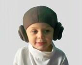 Princess Leia Headpiece