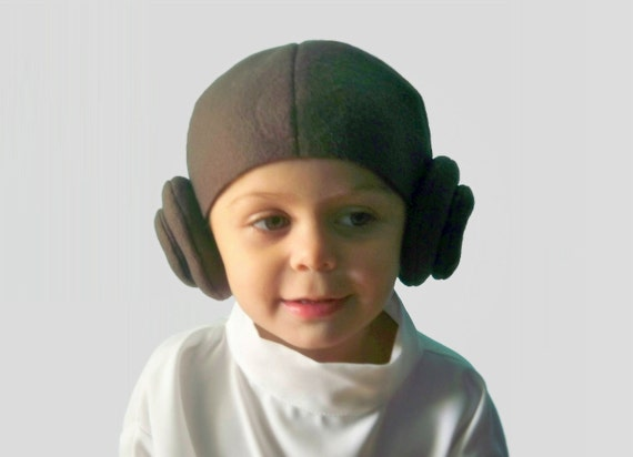 Princess Leia Headpiece ---- Ready To Ship