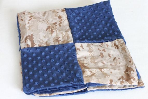 Big Squares Blanket