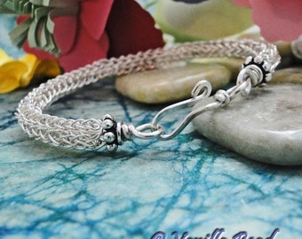 Viking Knit Technique Tutorial - Vanilla Bead Exclusive