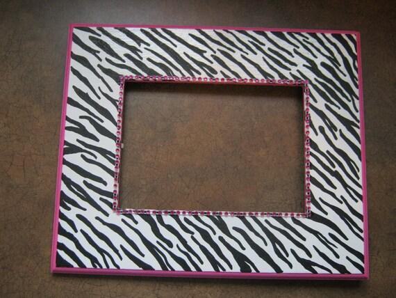 Zebra Print and Pink P...