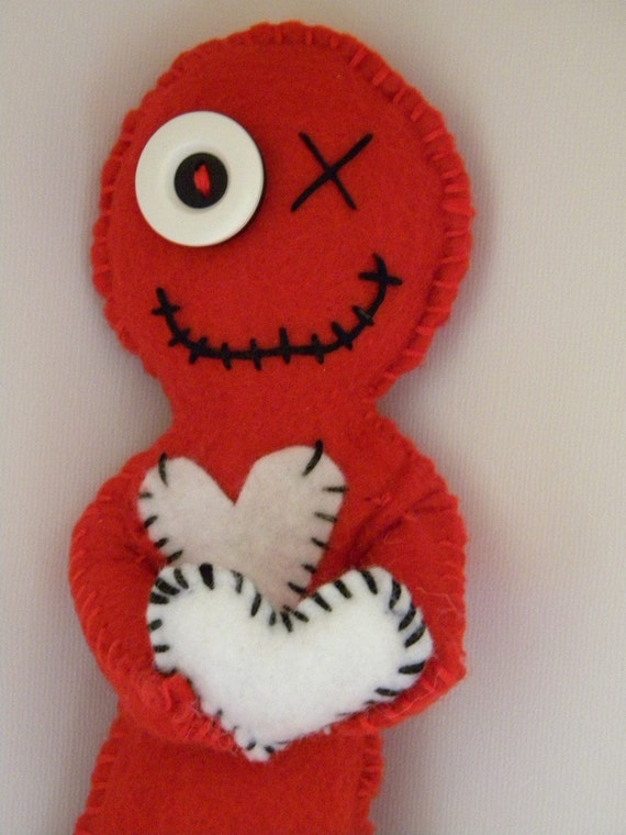 One-of-a-Kind  Voodude for Love