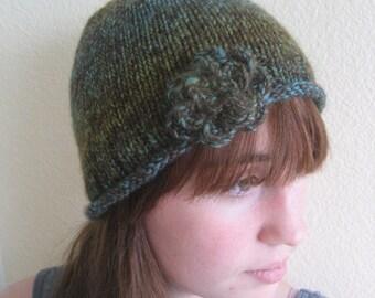 Hand Knit Women's Hat