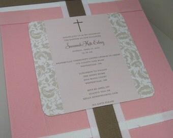 Baptism/Christening Keepsake Box 2