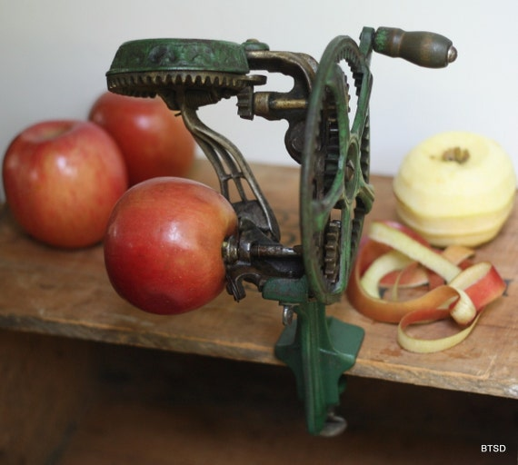Reading Hardware Company Vintage Antique Industrial Commercial Apple Peeler