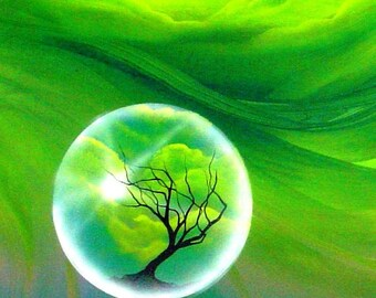 O GREENE WORLD - Artisan Natural Perfume