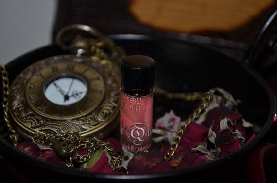 BLOODY KISSES -  Artisan Perfume Oil