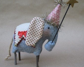 Sparkle the Circus Ellie E-PATTERN by cheswickcompany