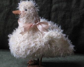 Tessa Mohair Duckling E-PATTERN by cheswickcompany