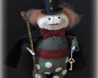 The Wizard E-PATTERN Seventh in the Wizard of Oz Ornament Series by cheswickcompany