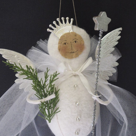 Glinda the Good Witch E-PATTERN Sixth in the Wizard of Oz Ornament Series by cheswickcompany