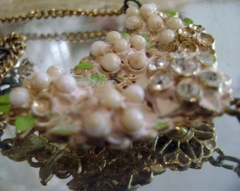 Vintage Victorian Style Necklace