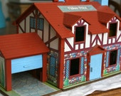 Fisher Price Tudor Little People House