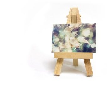 Rectangle Fine Art Photo Magnet - Come Dance with Me