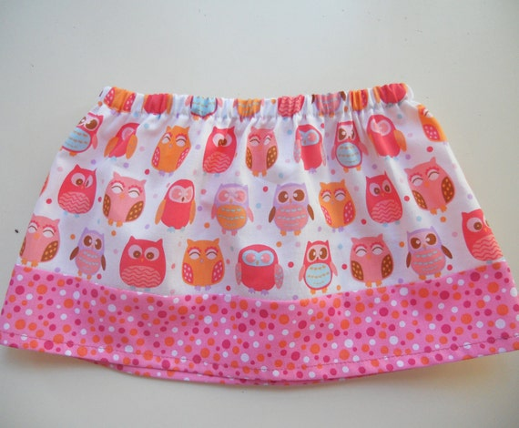 Sewing Pattern girls skirt tutorial easy quick pdf Instant download