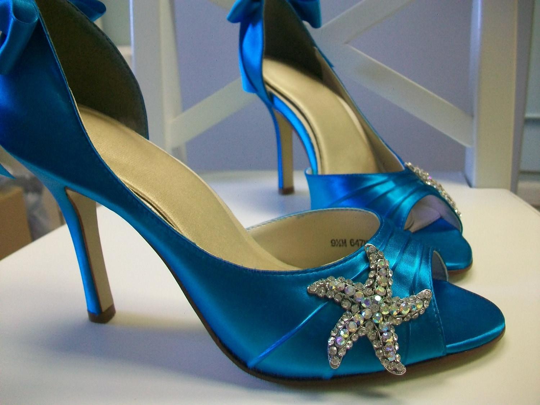 Royal Blue Wedding Heels: Royal Blue Shoes Canada