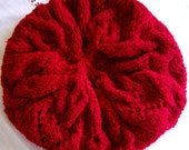 RESERVED FOR DOORMOUSE - Hearty Beret