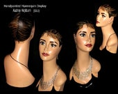 Custom Hand-Painted Display Mannequins for Boutiques, Vintage Shops, Websites and More