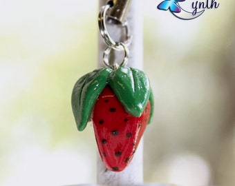 Berry Sweet Strawberry Charm