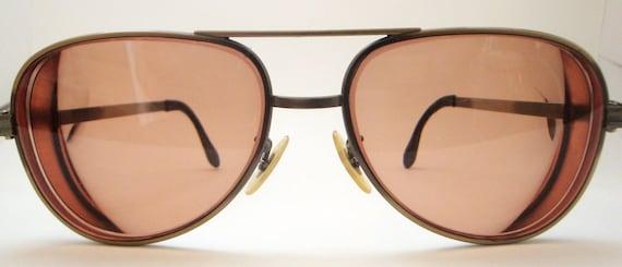 Universal Rolled Gold Plated Aviator Classic Mens Eyewear
