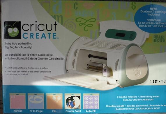 Provo craft cricut create die cutting scrapbooking machine for The cricut craft machine