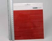 Kaisercraft Mini Alpha Stickers -- Cherry Red -- 1 Sheet 529 Shapes