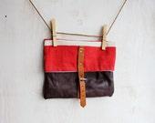 Fold over pouch - The Urban Sailor no1