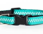 Cat Collar - The Teal The Cats Come Home