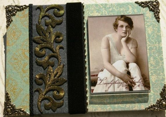 Photo Frame, декоративные, ручной работы, прекрасный зеленый Нэнси, рамка для фотографии