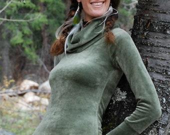 Cawol neck Tunic